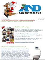 A&D Weighing Newsletter December 2011