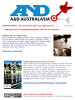 A&D Weighing Newsletter July 2011