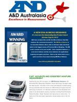 A&D Weighing Newsletter June 2012