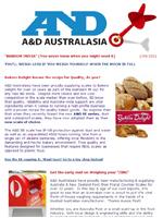 A&D Weighing Newsletter September 2011