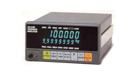 AD-4329 Multi-Interval Digital Panel-mount Weight Indicator - Only $1040!