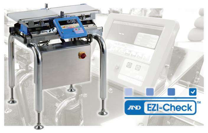 EZI-CHECK In-Line Checkweigher