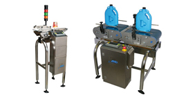 A&D Dolphin Intelligent Inline Checkweigher