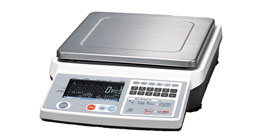 FC-i & FC-Si Series High Resolution  Counting Scale