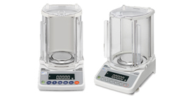 HR-A & HR-AZ Compact Analytical Balances - From only $1,900 (ex GST)!